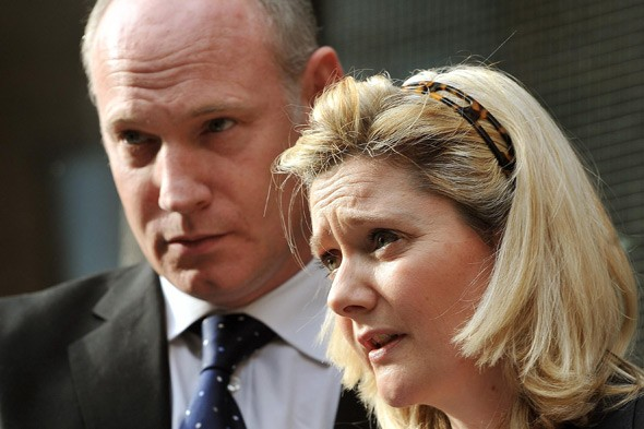 Parents of baby killed by falling lamp post vow to sue engineer