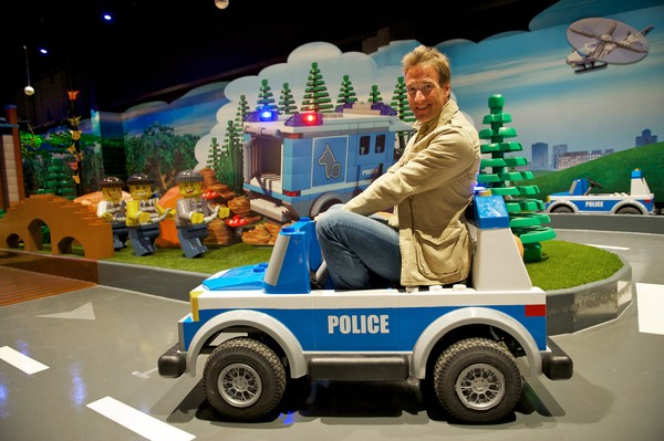 Ben Fogle is the new face of LEGO