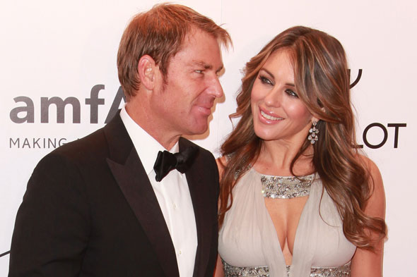 Mummy Two Liz Hurley hits out  critics