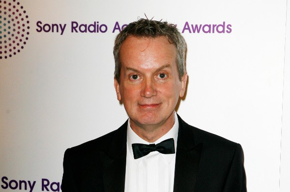 Frank Skinner becomes a dad for the first time aged 55