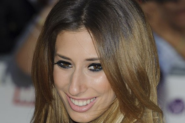 Stacey Solomon gives birth to second son