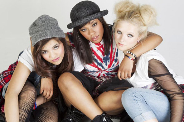 Fifteen-year-old girl group set to be the new Spice Girls!