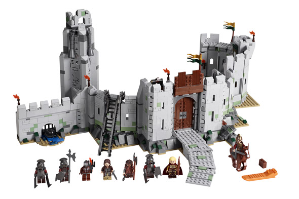 Lego Lord of the Rings, The Battle Of Helms Deep