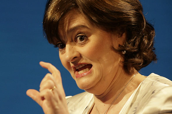 Cherie Blair attacks 'yummy mummies' for putting their kids before career