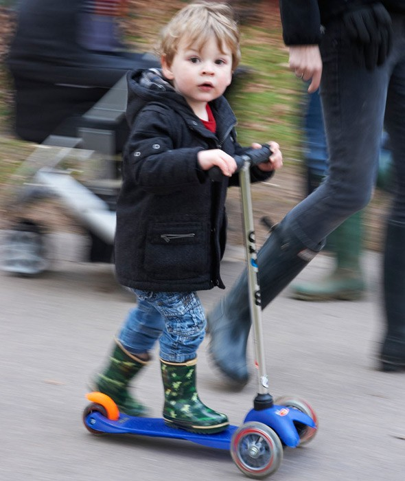 Stop! Why kids on scooters need to be taught safety over reckless speed
