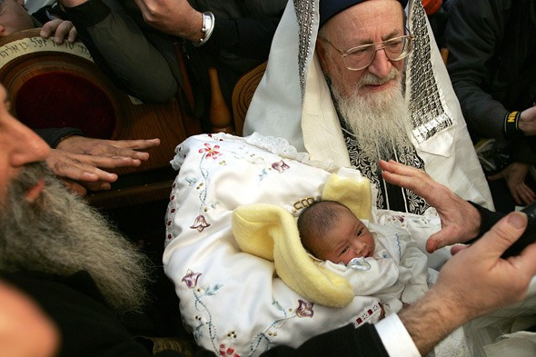 German court bans circumcision. German foreign minister leads worldwide outcry