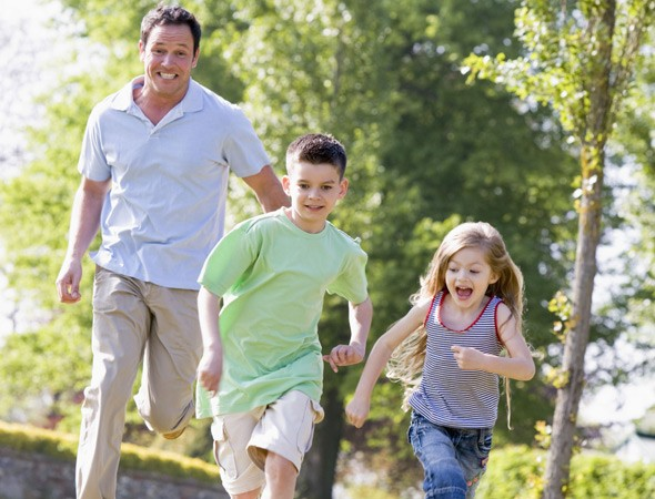 The House Dad Chronicles: I wish I was a Super Dad like my kids' friends' fathers