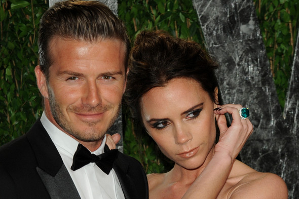 David Beckham wants more children with wife Victoria