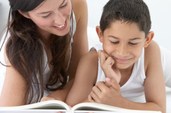 94% of children prefer spending time online to reading a book