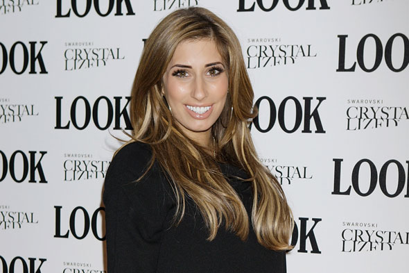 Stacey Solomon shows off little sons on Twitter