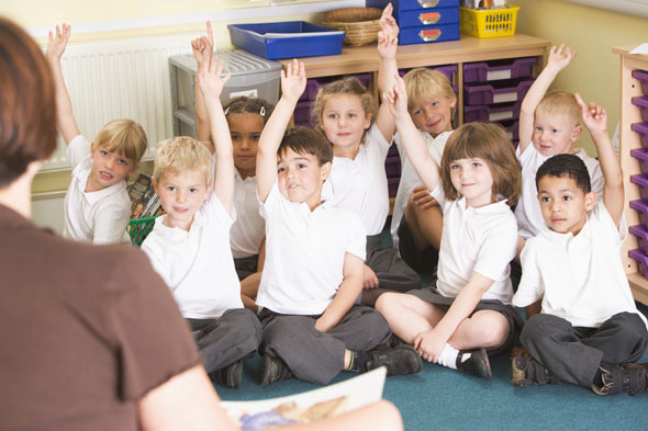 Starting primary school: Our experts answer your frequently asked questions
