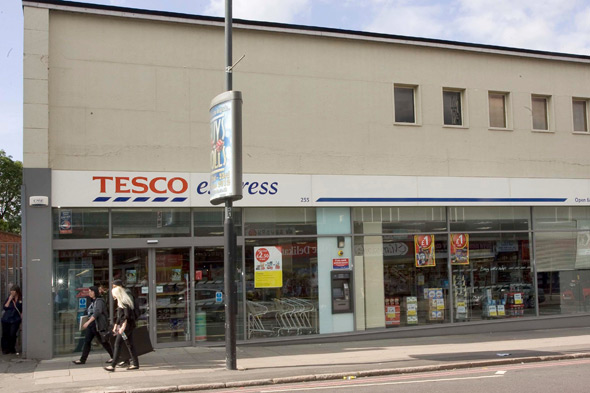 Tesco ban mum after her daughter is caught eating a sweet - that she'd already paid for