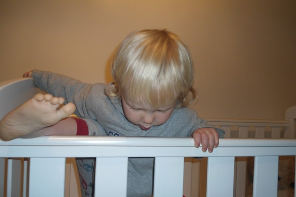 Toddler Tales: The blessed nap