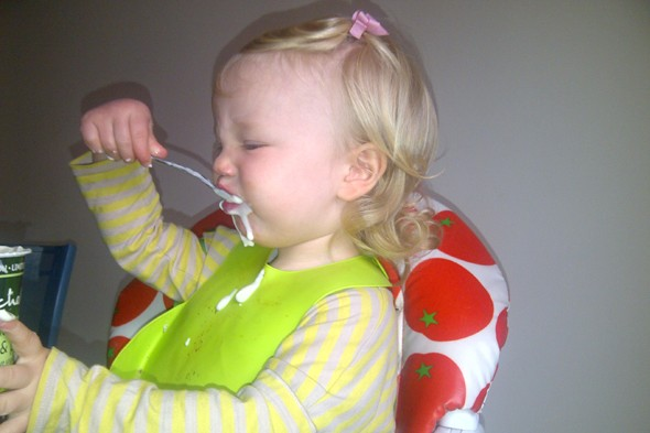Toddler Tales: Fussy eater?