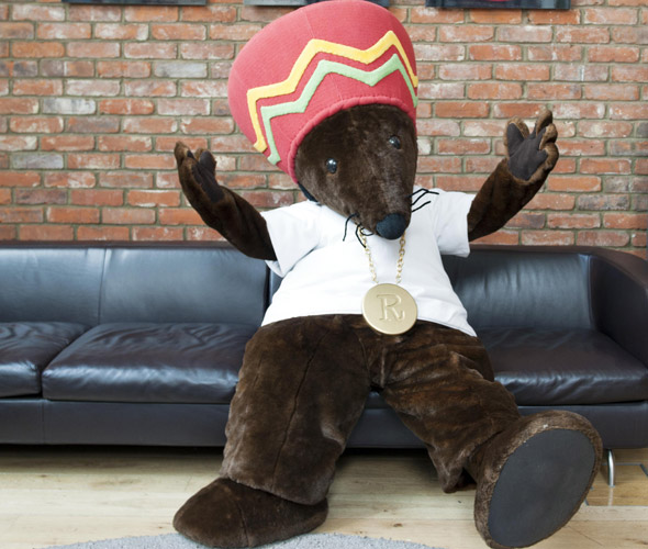 Eek! Cult kiddies' favourite Rastamouse to release a second album