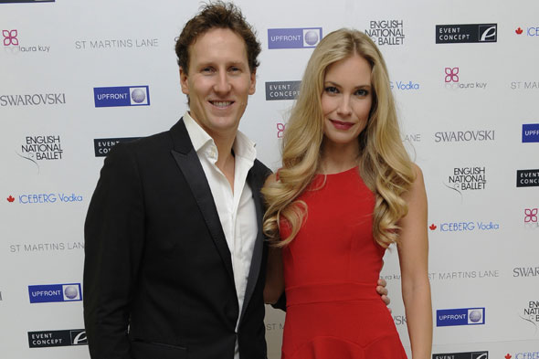 Brendan Cole speaks about wife's pregnancy and his Strictly clash fears