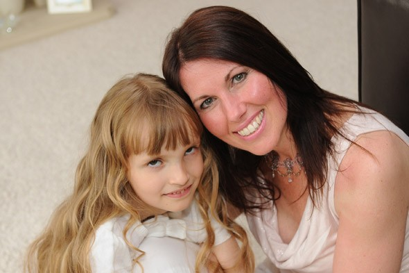 Mum's life saved by childbirth after doctors find brain tumour hours after labour