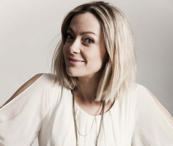 Cherry Healey: My parenting style? Blagging it!