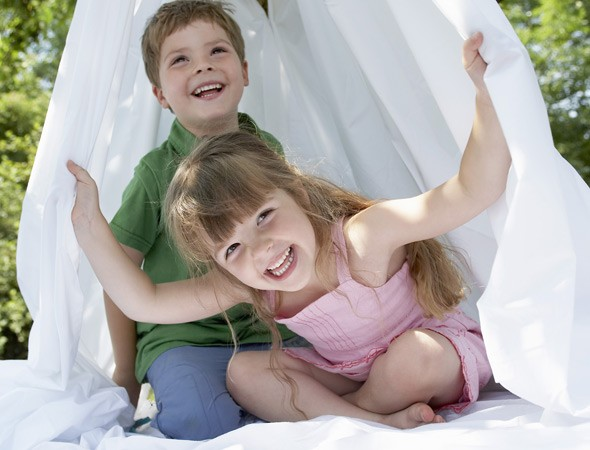 Outdoor play time this summer: 7 super ideas