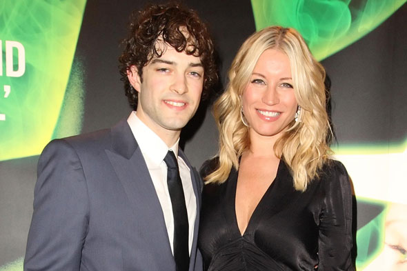 Lee Mead talks about marriage to Denise Van Outen and being a hands-on dad