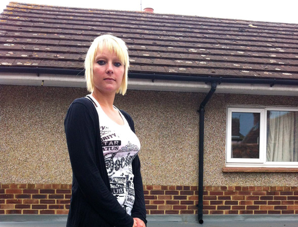 Terrified mum-to-be had miscarriage after fleeing from burglar