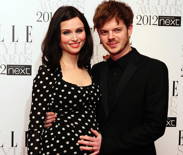 Sophie Ellis-Bextor: Any mum of three boys could take on the world! waiting for pics