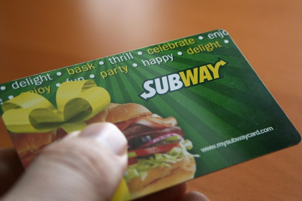 Mega-sandwich maker Subway in talks to open a branch - in a SCHOOL