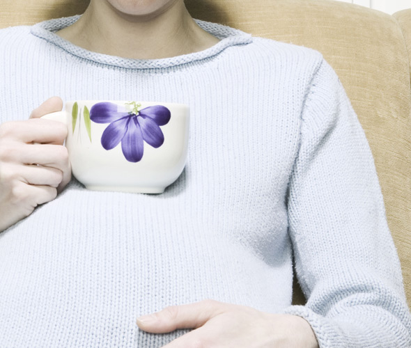 No link between drinking coffee in pregnancy and children's later behaviour, says study