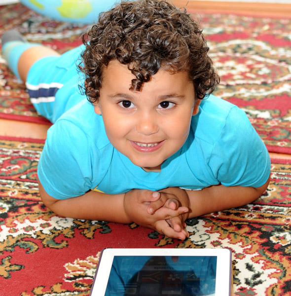 Is Sherwyn Sarabi the world's cleverest toddler?