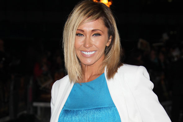 Jenny Frost shares her nappy news on Twitter!