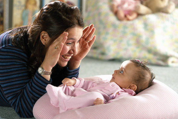 Older mothers give children a healthier start in life