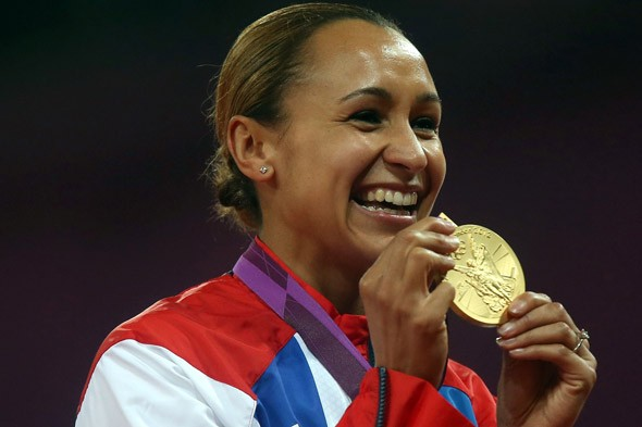 The name game: Jessica Ennis tops Olympic baby names poll