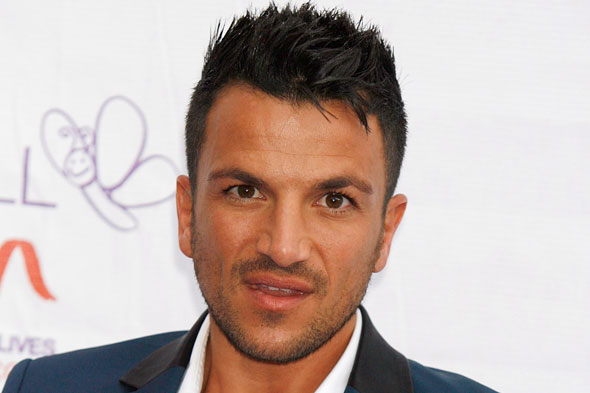Peter Andre talks to Parentdish about his parenting prowess