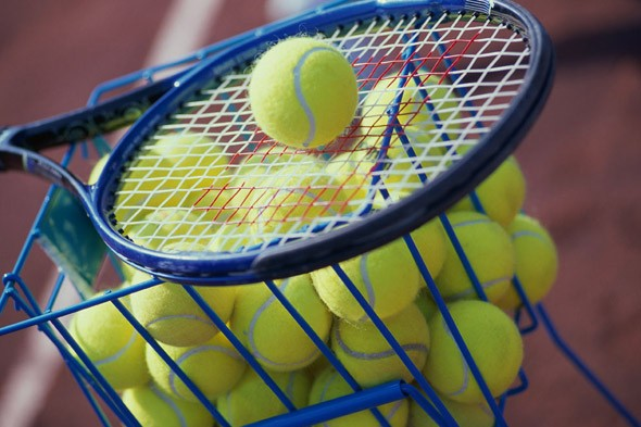 Children's tennis rackets, sir? They're lethal weapons, say airport security staff