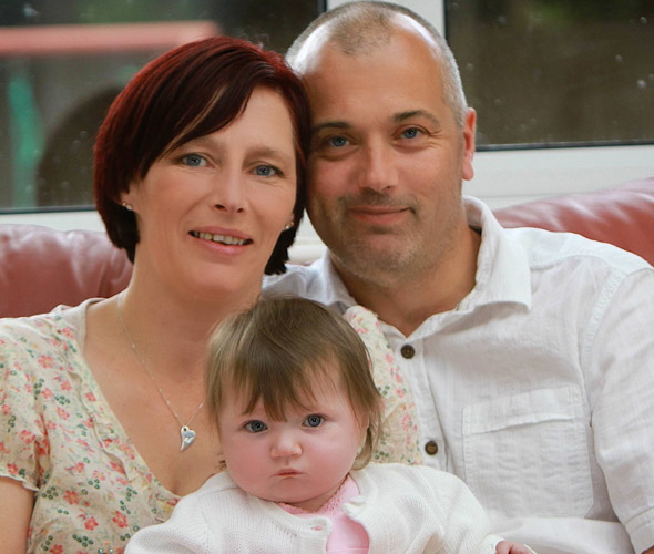 Miracle Millie: Girl, 15 months, survives seven different life-threatening heart defects