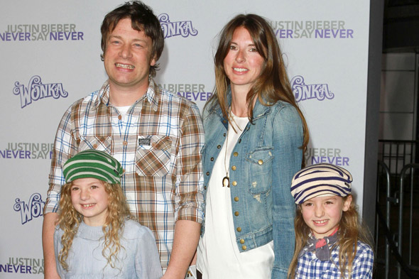 Jools Oliver: My daughter was named after a My Little Pony!