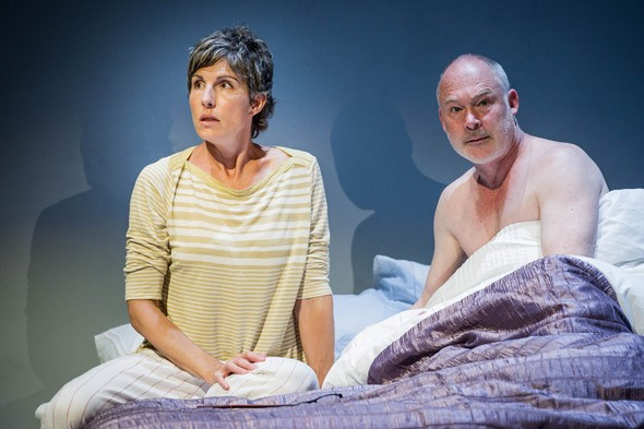 Jumpy theatre review: A fabulously frantic dash through modern motherhood in prog
