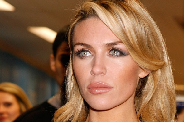 Abbey Crouch reveals the strain of being a mum - and praises Victoria 'I don't know how she does it' Beckham!