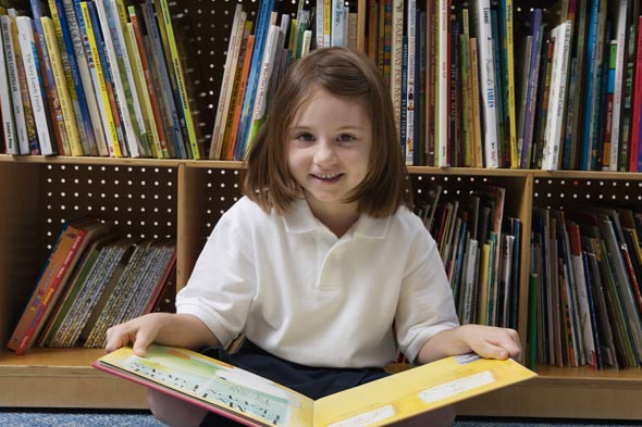 how to help your child read at home leaflet