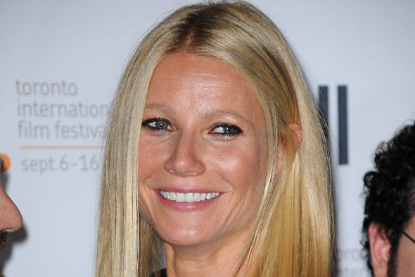 Gwyneth's TV rules leave daughter Apple feeling 'cross'