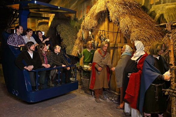 Explore Jorvik Viking