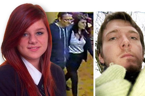 Missing schoolgirl Megan Stammers and her maths teacher Jeremy Forrest found 'safe and well' in France