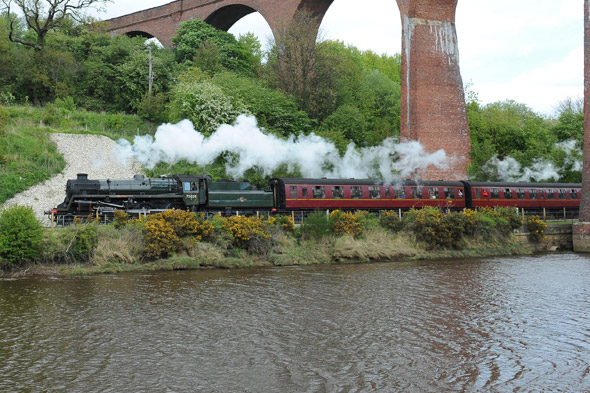 Take a steam railway trip