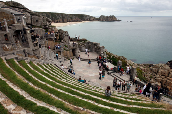 See a show at the Minack Theatre