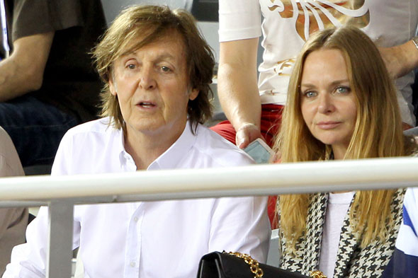 Stella McCartney talks about death of beloved mum Linda