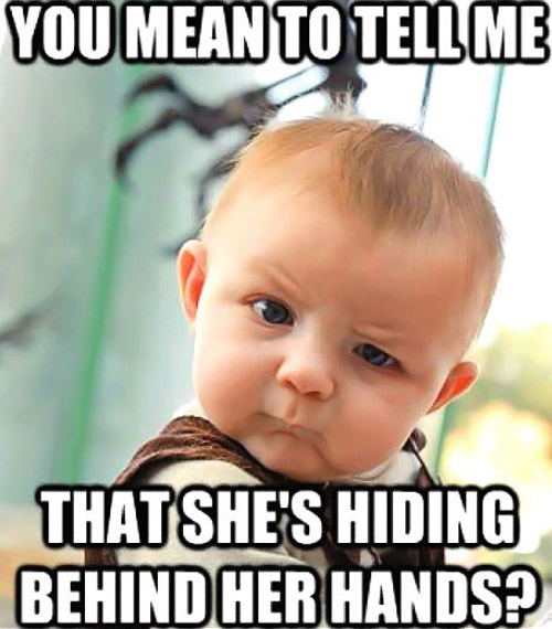 Funny Meme Mean : The funniest baby memes from around web
