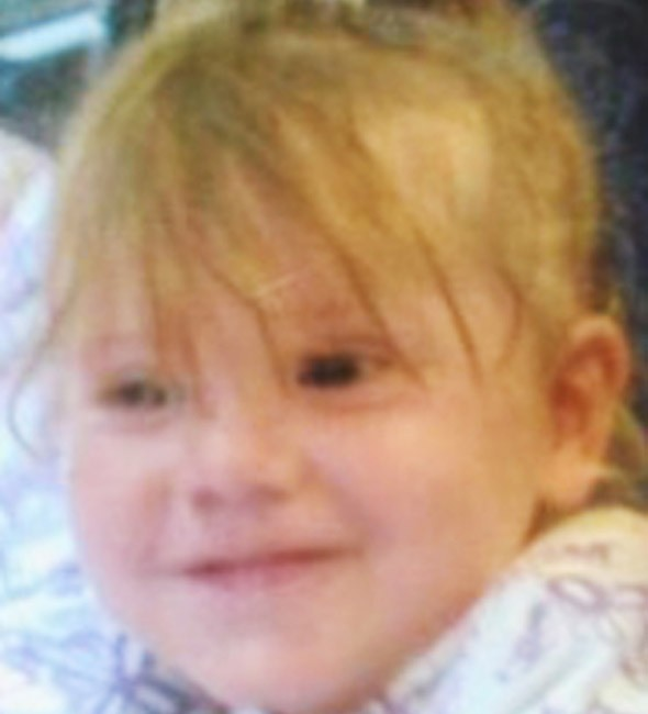 Toddler died from meningitis after she was misdiagnosed with swine flu