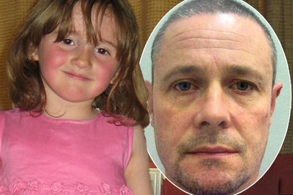 Mark Bridger, accused of April Jones' murder, is related to the little girl