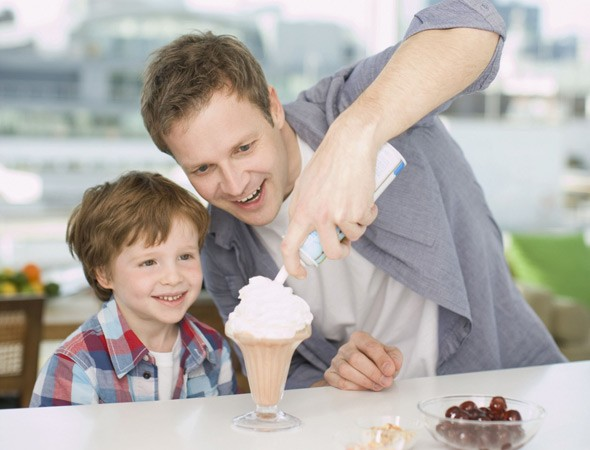 The House Dad Chronicles: Does giving in to pester power make me a weak parent?