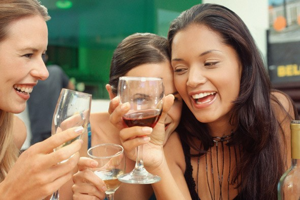 Does drinking make you a bad parent - or do busy parents deserve some fun?